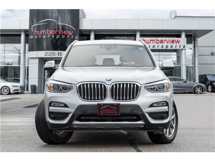 2019 BMW X3 xDrive30i (Stk: 19HMS853) in Mississauga - Image 2 of 20