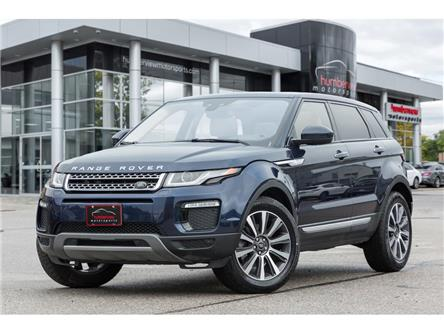 2018 Land Rover Range Rover Evoque HSE (Stk: 20HMS002) in Mississauga - Image 1 of 22