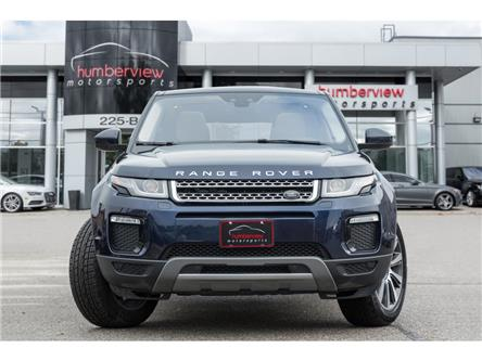 2018 Land Rover Range Rover Evoque HSE (Stk: 20HMS002) in Mississauga - Image 2 of 22