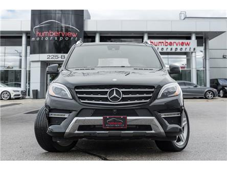 2015 Mercedes-Benz M-Class Base (Stk: 20HMS051) in Mississauga - Image 2 of 23