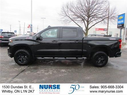 2020 Chevrolet Silverado 1500 LT Trail Boss (Stk: 20P001) in Whitby - Image 2 of 30