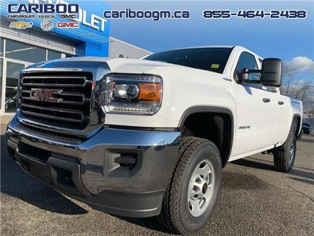2019 GMC Sierra 2500HD Base (Stk: 19T270) in Williams Lake - Image 1 of 32