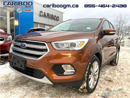 2017 Ford Escape Titanium (Stk: 9726) in Williams Lake - Image 1 of 41