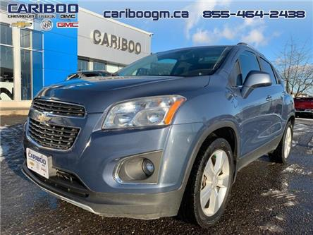 2013 Chevrolet Trax LTZ (Stk: 19T271A) in Williams Lake - Image 1 of 35