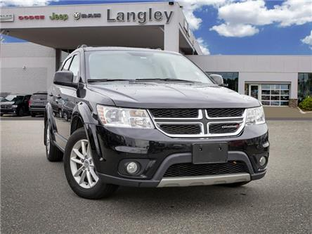 2017 Dodge Journey SXT (Stk: K700416A) in Surrey - Image 1 of 22