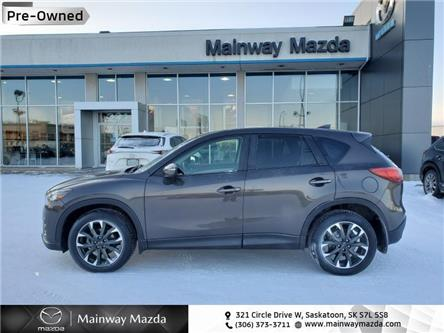 2016 Mazda CX-5 GT (Stk: M19322A) in Saskatoon - Image 1 of 25