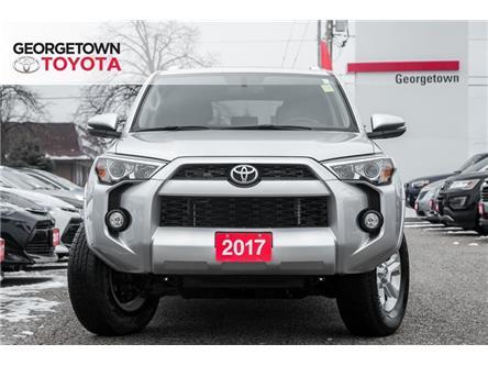 2017 Toyota 4Runner SR5 (Stk: 17-35247GT) in Georgetown - Image 2 of 20