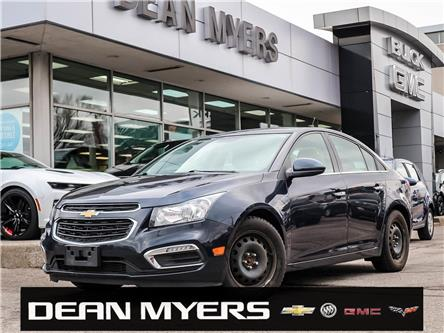 2016 Chevrolet Cruze Limited 2LT (Stk: L2253) in North York - Image 1 of 28