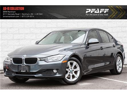 2012 BMW 320i  (Stk: 38724A) in Markham - Image 1 of 16