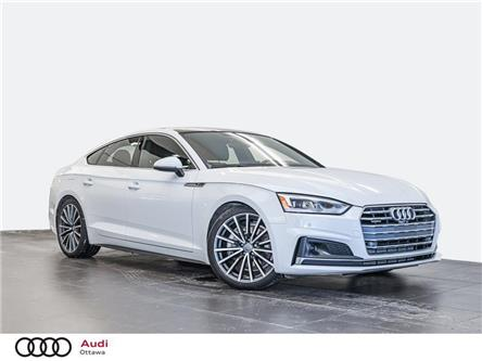 2018 Audi A5 2.0T Technik (Stk: 53215A) in Ottawa - Image 1 of 18