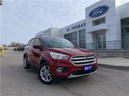2017 Ford Escape SE (Stk: S9845A) in St. Thomas - Image 1 of 24