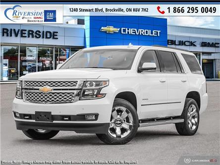 2020 Chevrolet Tahoe LT (Stk: 20-061) in Brockville - Image 1 of 23