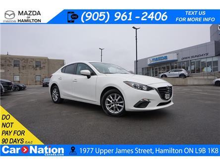 2016 Mazda Mazda3 GS (Stk: HU997) in Hamilton - Image 1 of 33