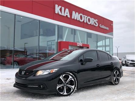 2014 Honda Civic Si (Stk: 19546A) in Gatineau - Image 1 of 20