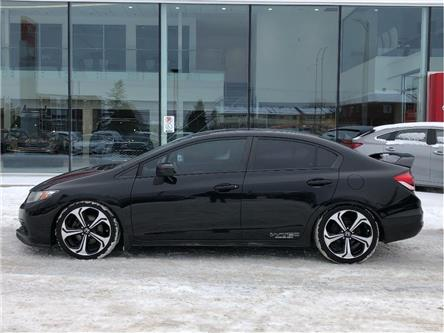 2014 Honda Civic Si (Stk: 19546A) in Gatineau - Image 2 of 20