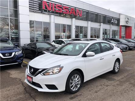 2018 Nissan Sentra  (Stk: Y18S008) in Woodbridge - Image 1 of 22