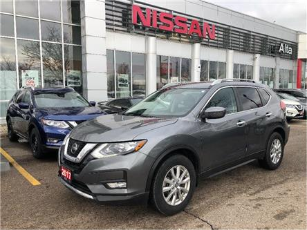 2017 Nissan Rogue SV (Stk: Y17R630) in Woodbridge - Image 1 of 18