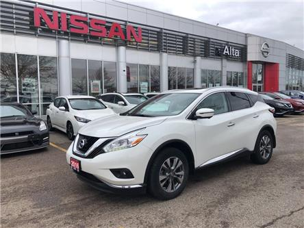 2016 Nissan Murano  (Stk: U10305) in Woodbridge - Image 1 of 23