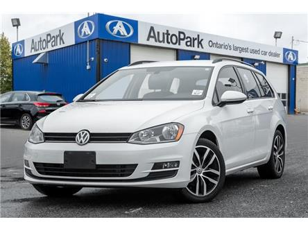 2016 Volkswagen Golf 1.8 TSI Comfortline (Stk: 16-15883MB) in Georgetown - Image 1 of 18
