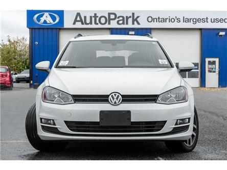 2016 Volkswagen Golf 1.8 TSI Comfortline (Stk: 16-15883MB) in Georgetown - Image 2 of 18