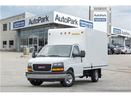 2019 GMC Savana Cutaway Work Van (Stk: CTDR3922) in Mississauga - Image 1 of 20