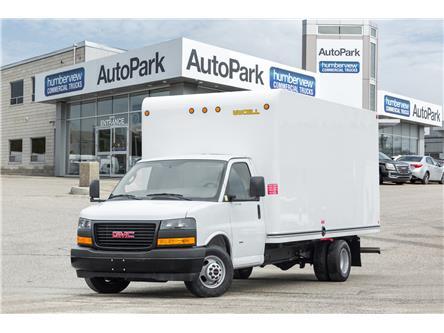2019 GMC Savana Cutaway Work Van (Stk: CTDR3865) in Mississauga - Image 1 of 18