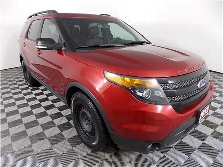 2015 Ford Explorer Sport (Stk: 20-32B) in Huntsville - Image 1 of 28