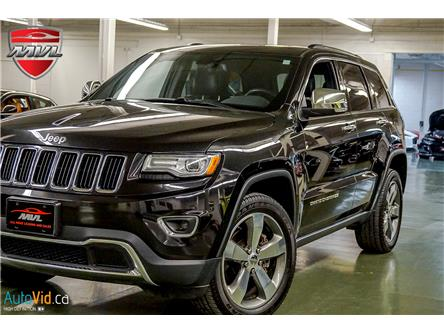 2015 Jeep Grand Cherokee Limited (Stk: ) in Oakville - Image 1 of 38