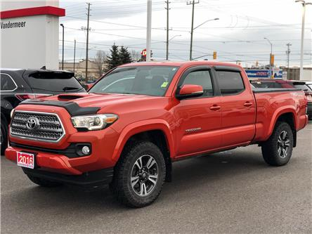 2016 Toyota Tacoma  (Stk: W4965) in Cobourg - Image 1 of 21