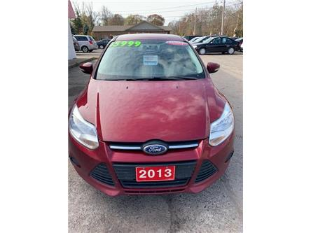 2013 Ford Focus SE (Stk: ) in Cobourg - Image 1 of 15
