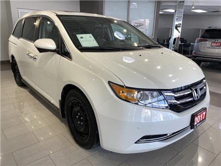 2017 Honda Odyssey EX-L (Stk: 16620A) in North York - Image 1 of 21