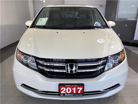 2017 Honda Odyssey EX-L (Stk: 16620A) in North York - Image 2 of 21