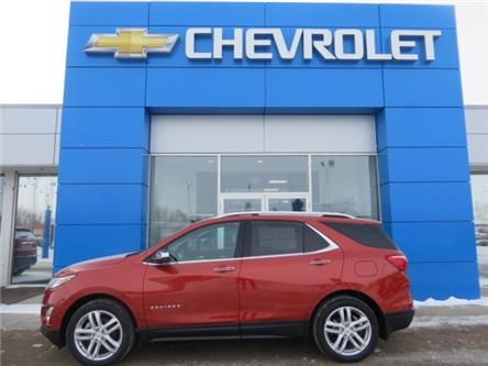 2020 Chevrolet Equinox Premier (Stk: 20054) in STETTLER - Image 1 of 21