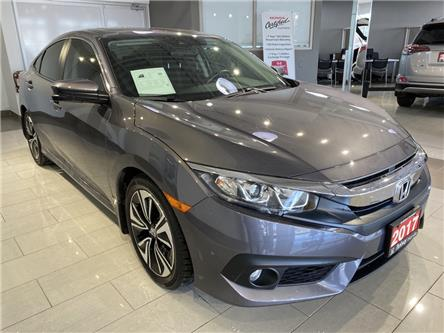 2018 Honda Civic EX-T (Stk: 16617A) in North York - Image 1 of 17