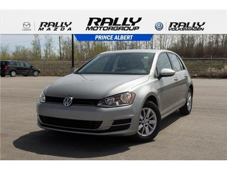 2017 Volkswagen Golf 1.8 TSI Trendline (Stk: V854) in Prince Albert - Image 1 of 11
