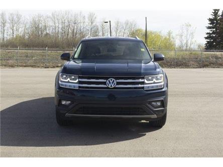2018 Volkswagen Atlas 3.6 FSI Comfortline (Stk: V867) in Prince Albert - Image 2 of 11