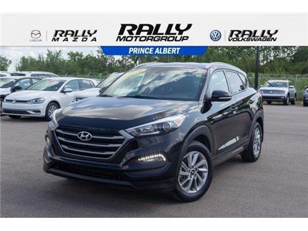 2016 Hyundai Tucson Premium (Stk: V834A) in Prince Albert - Image 1 of 11