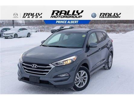 2018 Hyundai Tucson SE 2.0L (Stk: V882) in Prince Albert - Image 1 of 11
