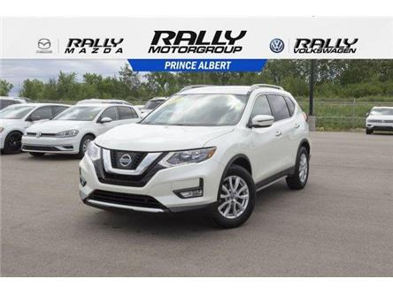 2017 Nissan Rogue SV (Stk: 1924A) in Prince Albert - Image 1 of 11