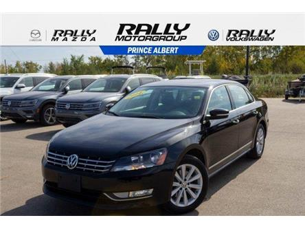 2014 Volkswagen Passat 2.0 TDI Highline (Stk: V895) in Prince Albert - Image 1 of 11