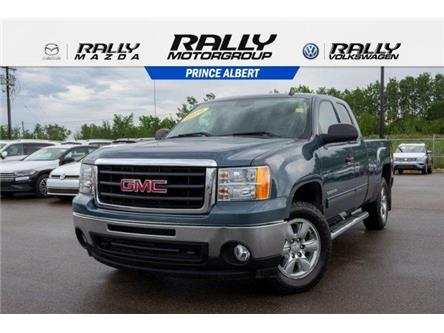 2010 GMC Sierra 1500 SLE (Stk: V724A) in Prince Albert - Image 1 of 11