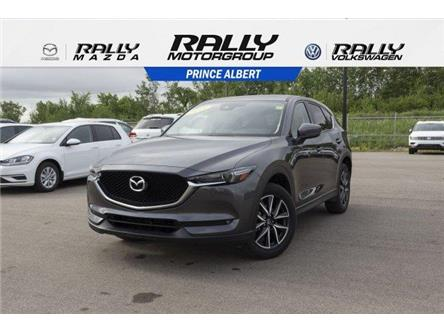 2018 Mazda CX-5 GT (Stk: V909) in Prince Albert - Image 1 of 11