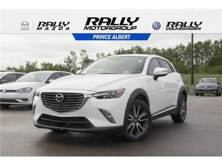2017 Mazda CX-3 GT (Stk: 1927A) in Prince Albert - Image 1 of 11