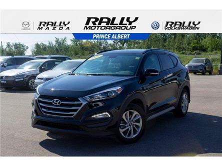 2017 Hyundai Tucson SE (Stk: V939) in Prince Albert - Image 1 of 11