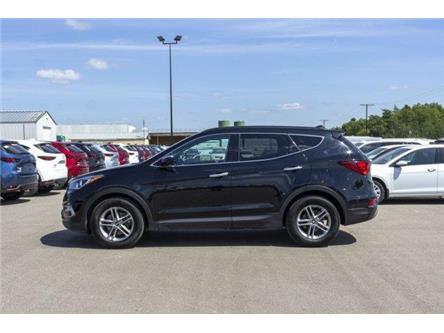 2017 Hyundai Santa Fe Sport 2.4 SE (Stk: V942) in Prince Albert - Image 2 of 11