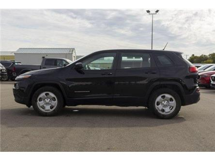 2017 Jeep Cherokee Sport (Stk: V782A) in Prince Albert - Image 2 of 11