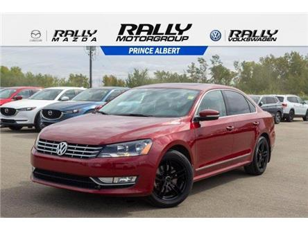 2015 Volkswagen Passat 1.8 TSI Highline (Stk: 1961A) in Prince Albert - Image 1 of 11