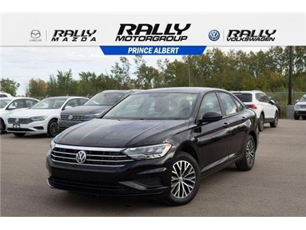 2019 Volkswagen Jetta 1.4 TSI Highline (Stk: V984) in Prince Albert - Image 1 of 11