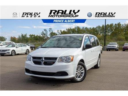 2016 Dodge Grand Caravan SE/SXT (Stk: V990) in Prince Albert - Image 1 of 11