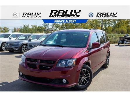 2019 Dodge Grand Caravan GT (Stk: V991) in Prince Albert - Image 1 of 11